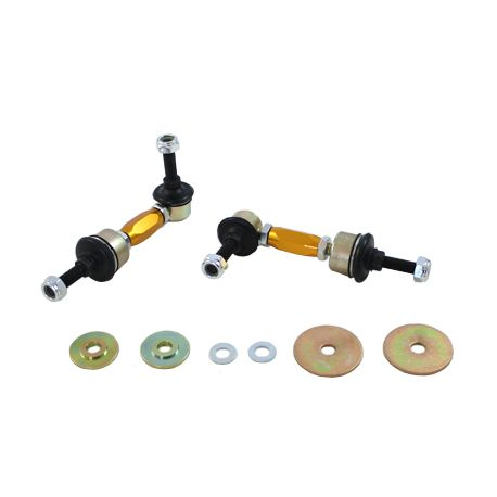 Whiteline sway bars and accessories Sway bar - link kit heavy duty adj steel ball | races-shop.com