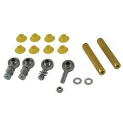 Sway bar - link kit adj spherical rod end M/SPORT