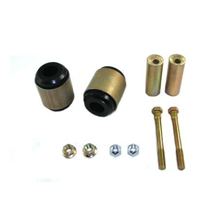 Whiteline sway bars and accessories Caster correction - radius rod to chassis | races-shop.com
