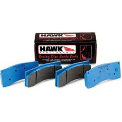 Brzdové dosky Hawk HB100E.625, Race, min-max 37°C-300°C