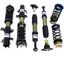 Coilovers HSD Dualtech for Ford Fiesta Mk7 Inc ST 13+