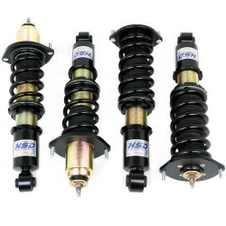 Coilovers HSD Dualtech for Mazda MX5 Mk2 NB6C/NB8C 98-05