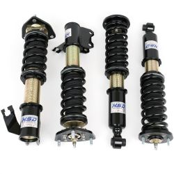 Coilovers HSD Dualtech for Nissan Cefiro A31 88-94