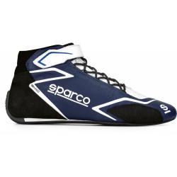 Race shoes Sparco SKID FIA blue