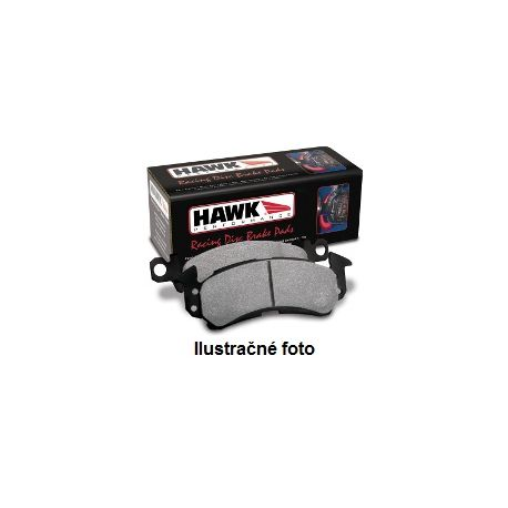 Brake pads HAWK performance Front brake pads Hawk HB247N.575, Street performance, min-max 37°C-427°C | races-shop.com