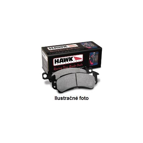 Brake pads HAWK performance Front brake pads Hawk HB268N.665, Street performance, min-max 37°C-427°C | races-shop.com