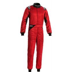 FIA race suit Sparco Sprint red