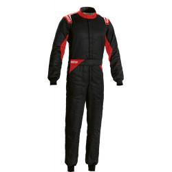 FIA race suit Sparco Sprint black/red