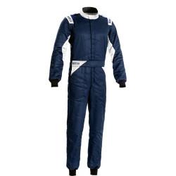 FIA race suit Sparco Sprint blue/white