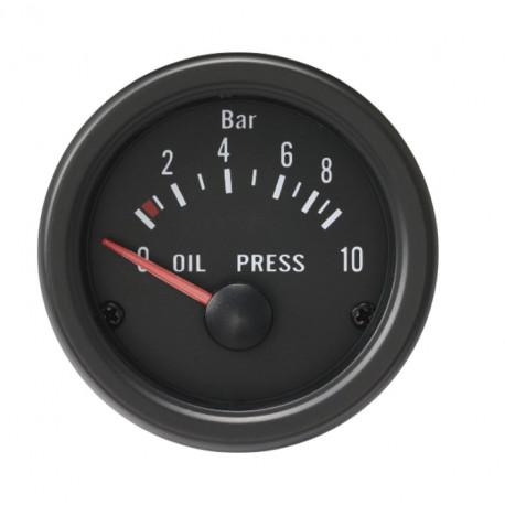 Gauges RACES Classic RACES Classic gauge - Oil pressure | races-shop.com