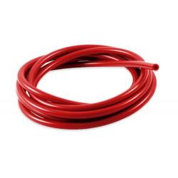 Silicone vacuum hose 5mm, red