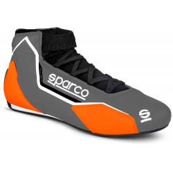 Race shoes Sparco X-LIGHT FIA grey