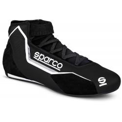 Race shoes Sparco X-LIGHT FIA black