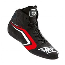 Race shoes OMP Technica Evo red