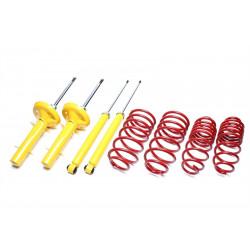 Sport suspension kit TA-TECHNIX for Renault Clio B, 60/60mm