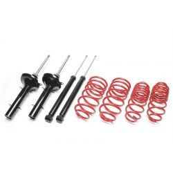 Sport suspension kit TA-TECHNIX for Saab 9-3 YS3D, 30/30mm
