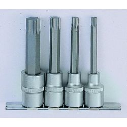 FORCE - 4 PC T-SERIES COMBINATION SET TORX