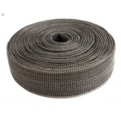 Exhaust Wrap EXO Series DEI - 4cm x 3m - Black