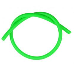 Silicone vacuum hose 4mm, green