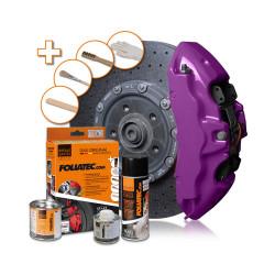 Brake Caliper Lacquer Set deep violet