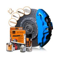 Brake Caliper Lacquer Set GT-blue