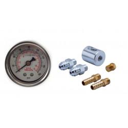 Adapter RACES for mounting pressure gauges or fuel pressure sensor 8,12, 17, 25mm