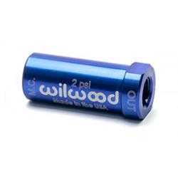 Wilwood 2 PSI residual pressure valve for disc brakes