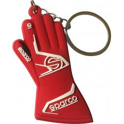 Keychain Rubber glove sparco