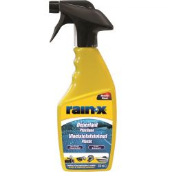 Plastic Water Repellent Spray Rain-X, 500ml