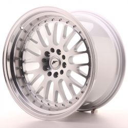 Japan Racing JR10 19x11 ET20 5x114/120 Silver Machined Face