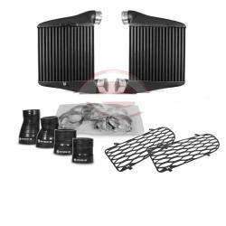 Comp. Intercooler Kit EVO2 Audi A4 RS4 B5 without carbon air shroud