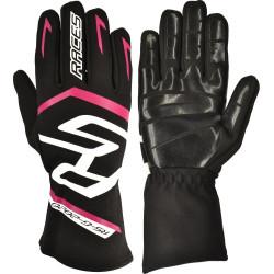 RACES Premium EVO II gloves SILICONE Pink