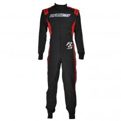 Racing suit RACES EVO II Red