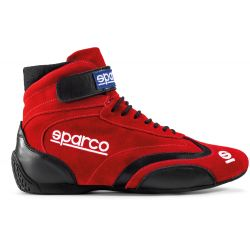 Race shoes Sparco TOP with FIA homologation, RED