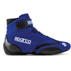Race shoes Sparco TOP with FIA homologation, BLUE