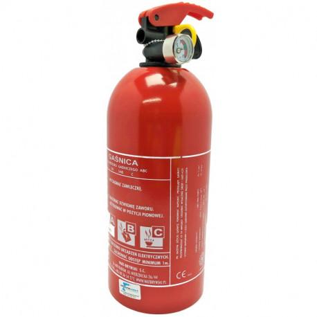 Fire extinguishers Fire extinguisher 1kg, P1F / ETS | races-shop.com