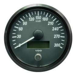 VDO gauge speedometer 100mm 0-300km/h - cockpit vision series