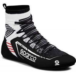 Race shoes Sparco X-LIGHT+ FIA white