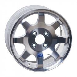 "Racing wheel BRAID Fullrace BA 7X14"""