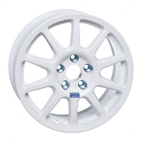 "BRAID racing wheels Racing wheel BRAID Fullrace A 16"" | races-shop.com"