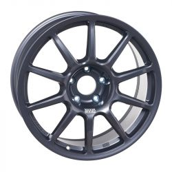"""Racing wheel BRAID Fullrace A 8X18"""" ANTHRACITE"""