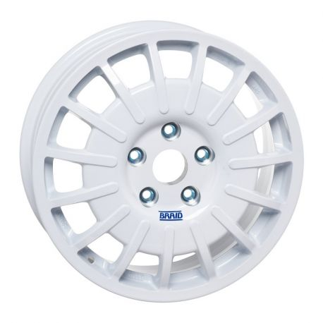 "BRAID racing wheels Racing wheel BRAID Winrace N LARS 5,5x16"" | races-shop.com"