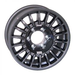 """Racing wheel BRAID Winrace T 7x16"""" ANTHRACITE"""