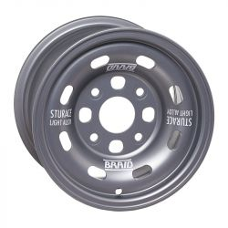 "Racing wheel BRAID Sturace 10"""