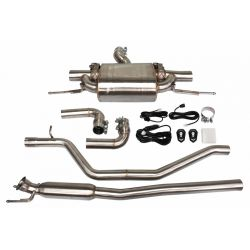Cat back Exhaust System for Mercedes Benz GLA200/GLA220/GLA260 1.6T/2.0T 15+