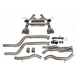 Cat back Exhaust System for BMW M3/M4 F80/F82/F83 3.0T 13+