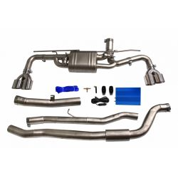 Cat back Exhaust System for BMW G38 525/528/530/540 2.0T/3.0T 17+