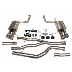 Cat back Exhaust System for BMW F18 F10 520/525/528/535 2.0T/3.0T 10-16