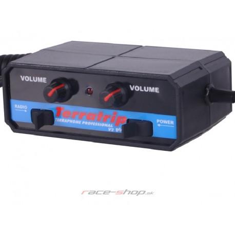 Amplifiers Intercom - Terratrip Professional PLUS | races-shop.com