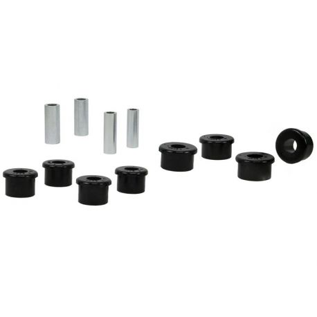 Whiteline sway bars and accessories Control arm - lower bushing for HONDA | races-shop.com